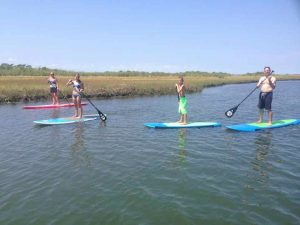 SUP Tours @ South End Surf 'N Paddle   Beach Haven   New Jersey   United States
