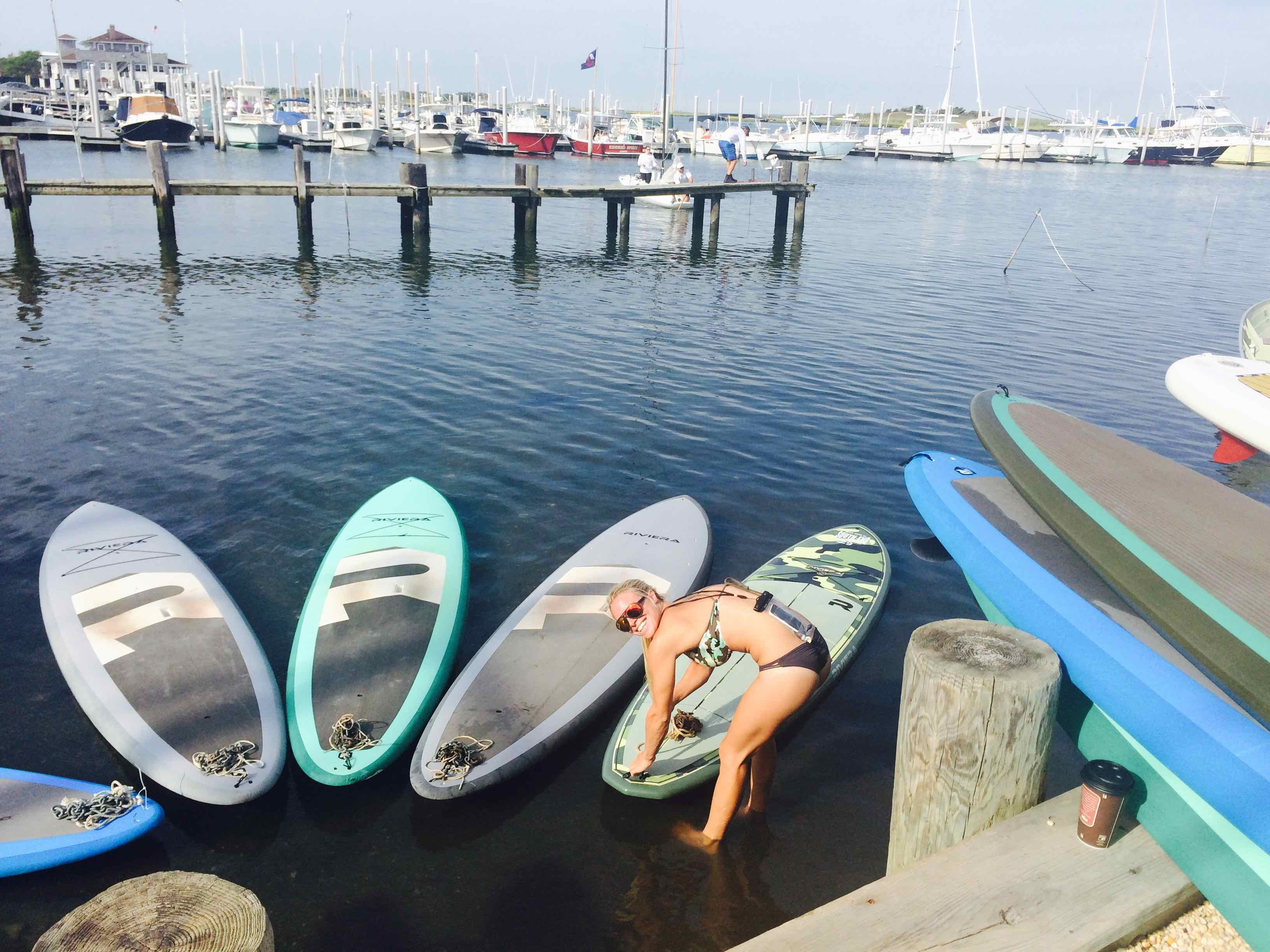 LBI SUP Lessons