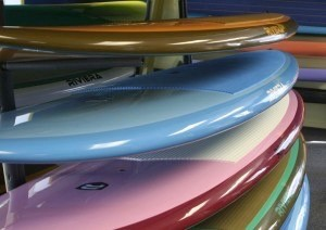 Long Beach Island (LBI) Stand-up Paddleboards (SUP's)