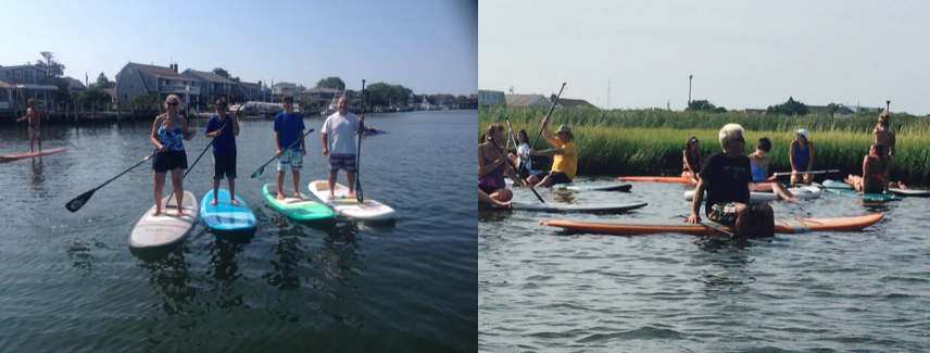 LBI SUP Lessons Beach Haven