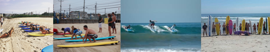 Surf Camp and Surf School