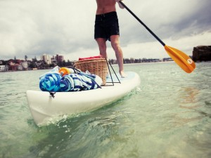 touring stand-up paddleboards (SUP)