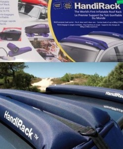 Handirack - inflatable surf rack