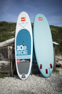 Red Paddle Ride Inflatable 10'6""
