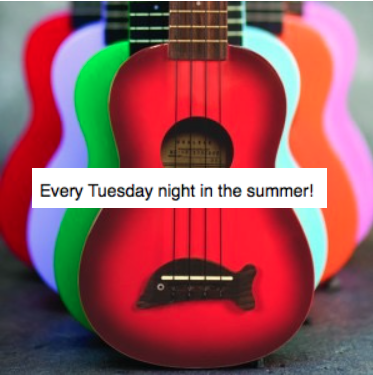 Ukulele Night @ South End Surf 'N Paddle   Beach Haven   New Jersey   United States