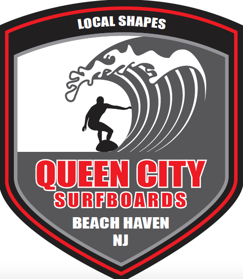 Queen City Surfboards logo