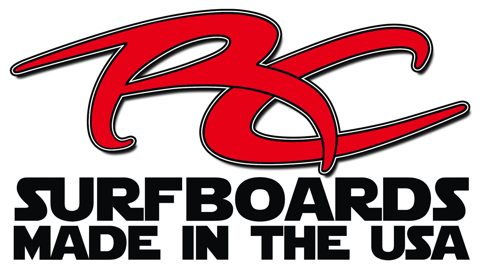 Ricky Carroll Surfboards logo