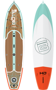 "2017 10'6"" Bote HD All-Around Fishing Paddle Board SUP $1,749"