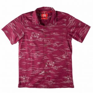 Toes on the Nose Ahu Woven Shirt