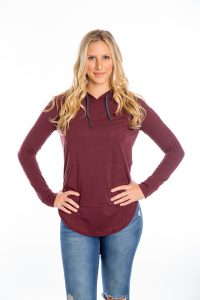 Toes on the Nose Womens Low Tide Hoodie