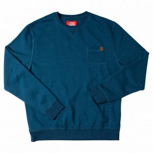 Toes on the Nose Mens Daybreak Crew Fleece