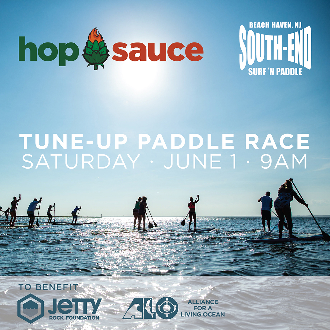 Hop Sauce Tune-Up Paddle Race 2019 @ Taylor Avenue Waterfront, Beach Haven, NJ 08008   Beach Haven   New Jersey   United States