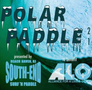 """Polar Paddle 2019 @ """"End of Pearl Street at the Bay"""" 