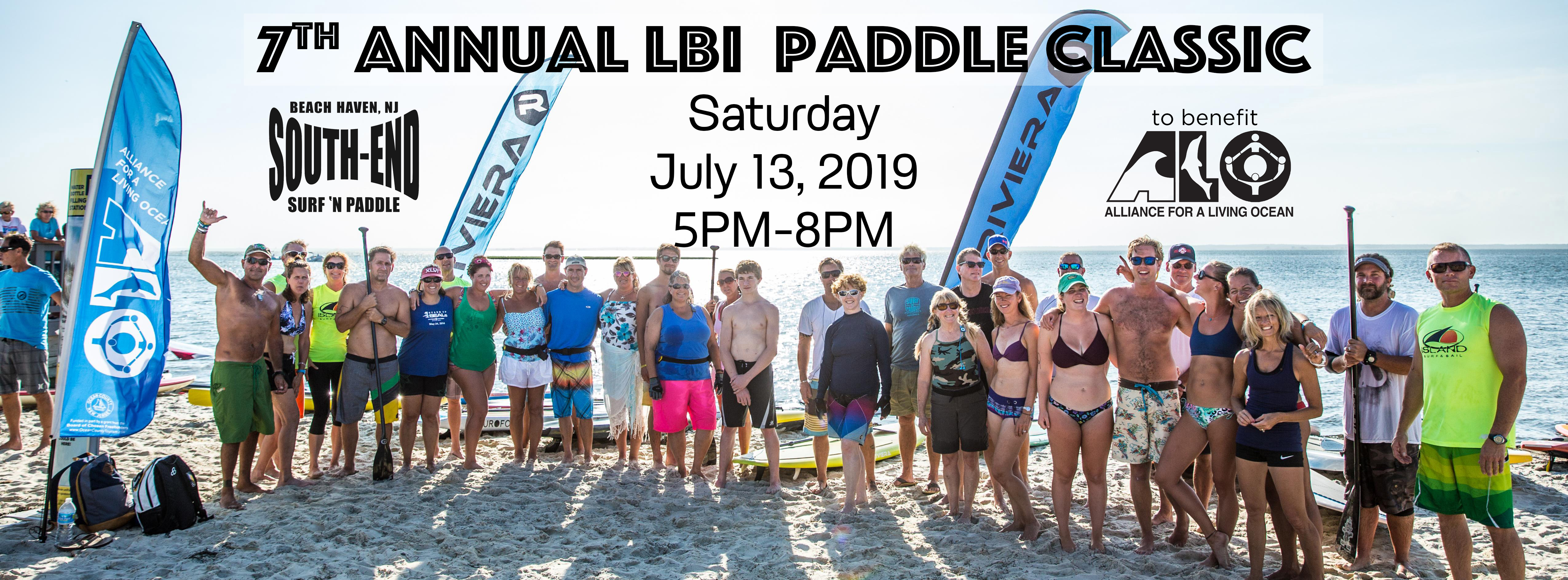 LBI Paddle Race Series - South End Surf 'N Paddle