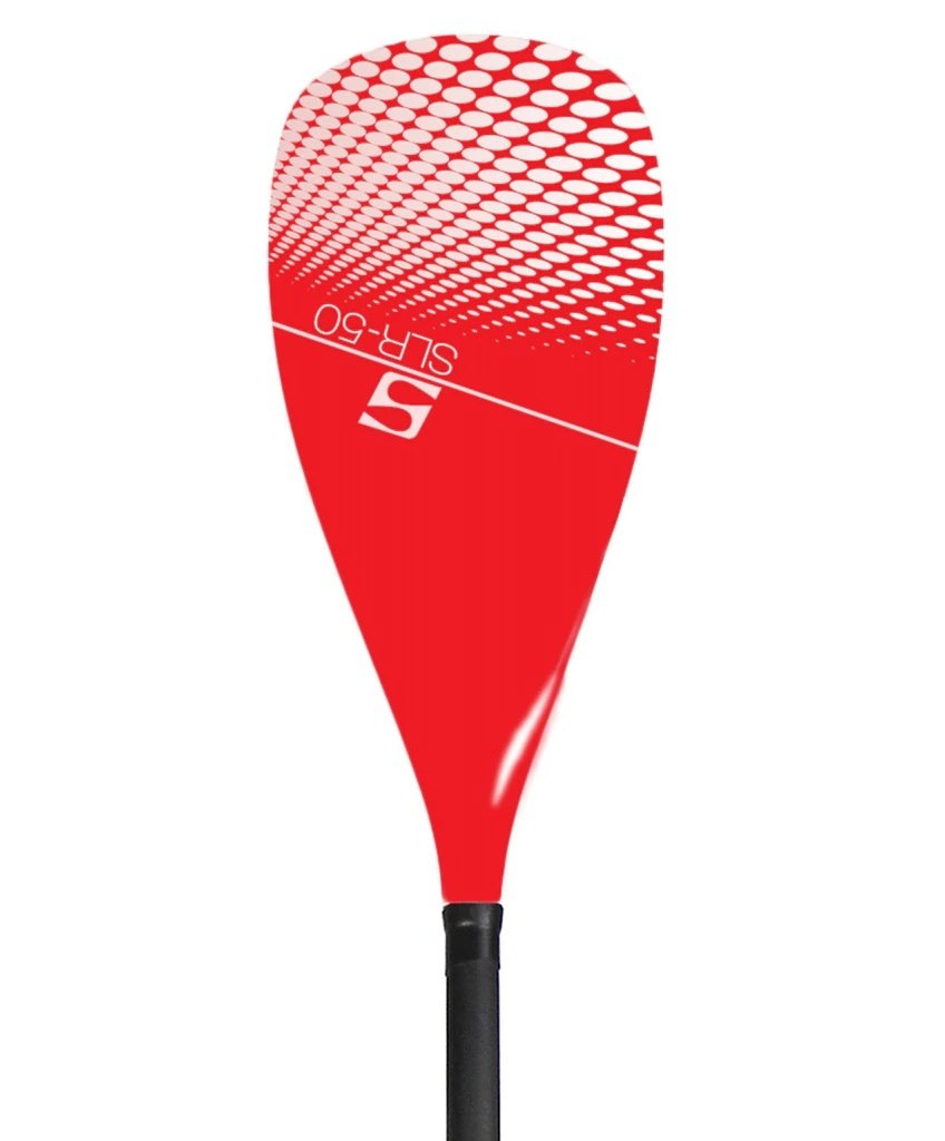 BruSurf Adjustable paddle red
