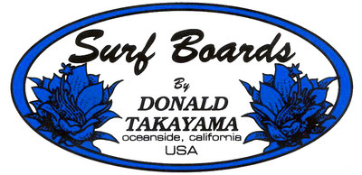 Surf Boards by Donald Takayama