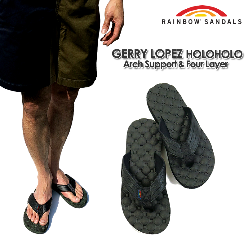 Rainbow Sandals Gerry Lopez
