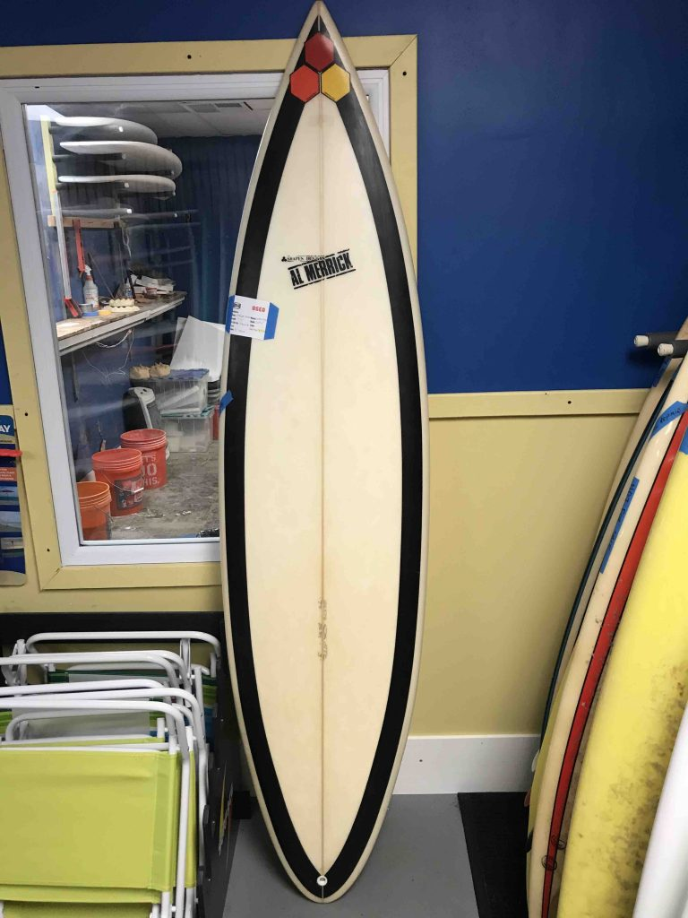 Used Channel Islands Surfboard