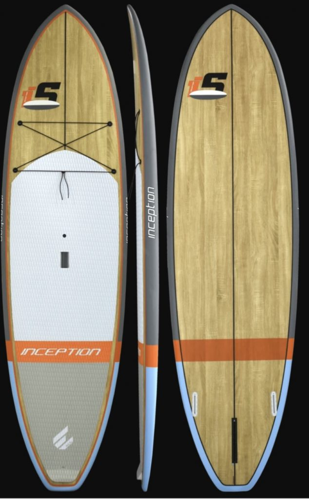 ECS Boards Inception Wood