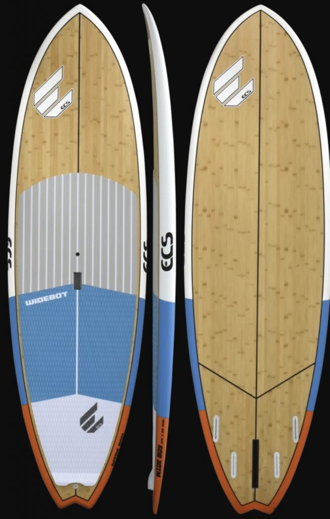 ECS Boards Wide Boy blue