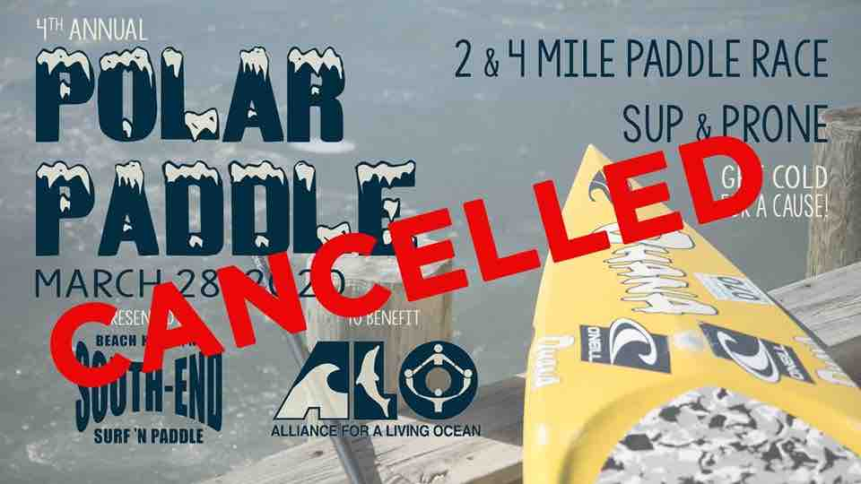 Polar Paddle Cancelled