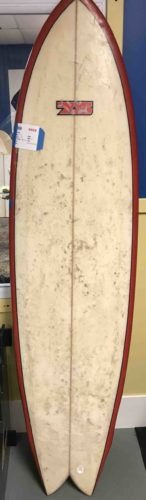 Used 7s surfboard